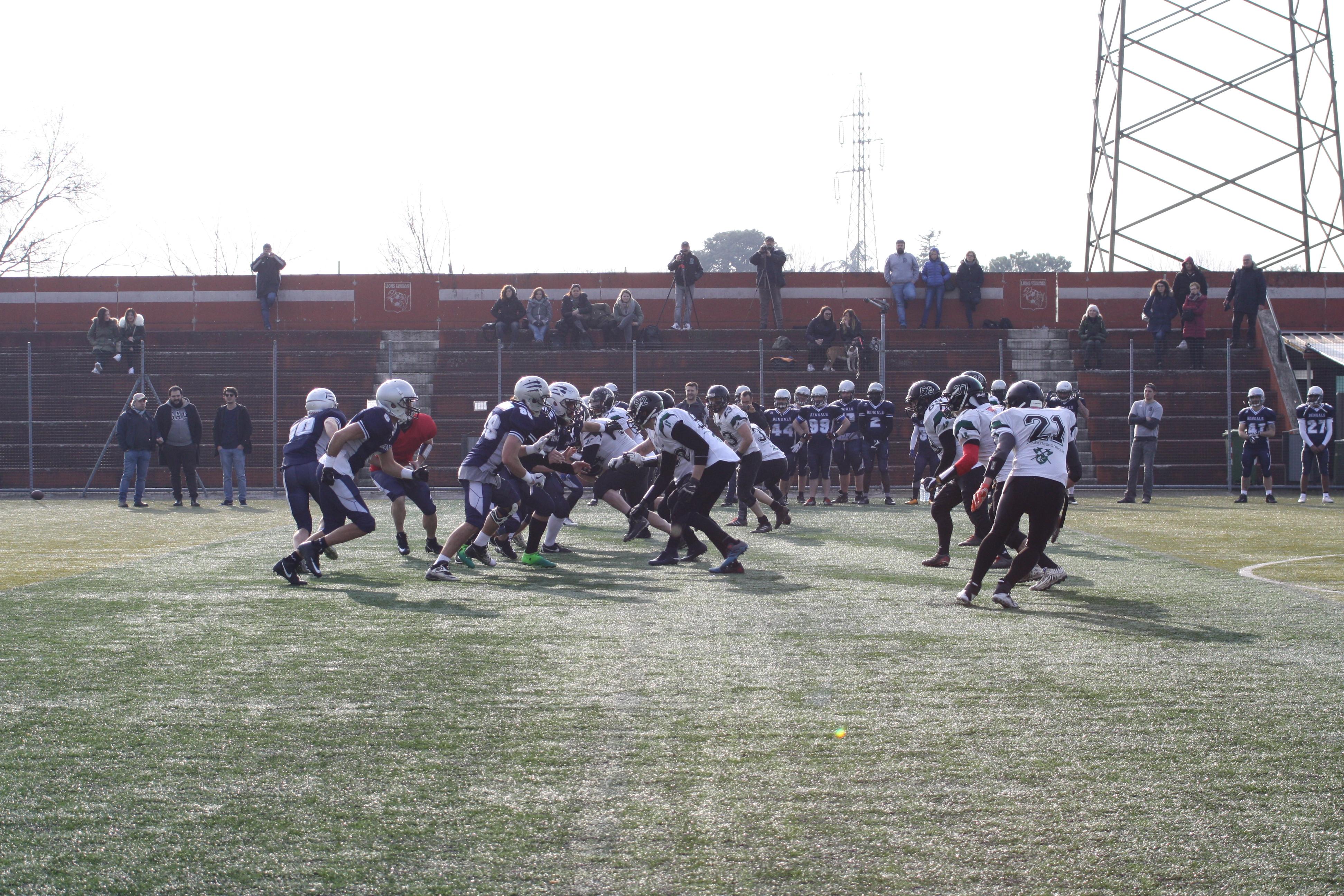 Hammers vs. Bengals (105)