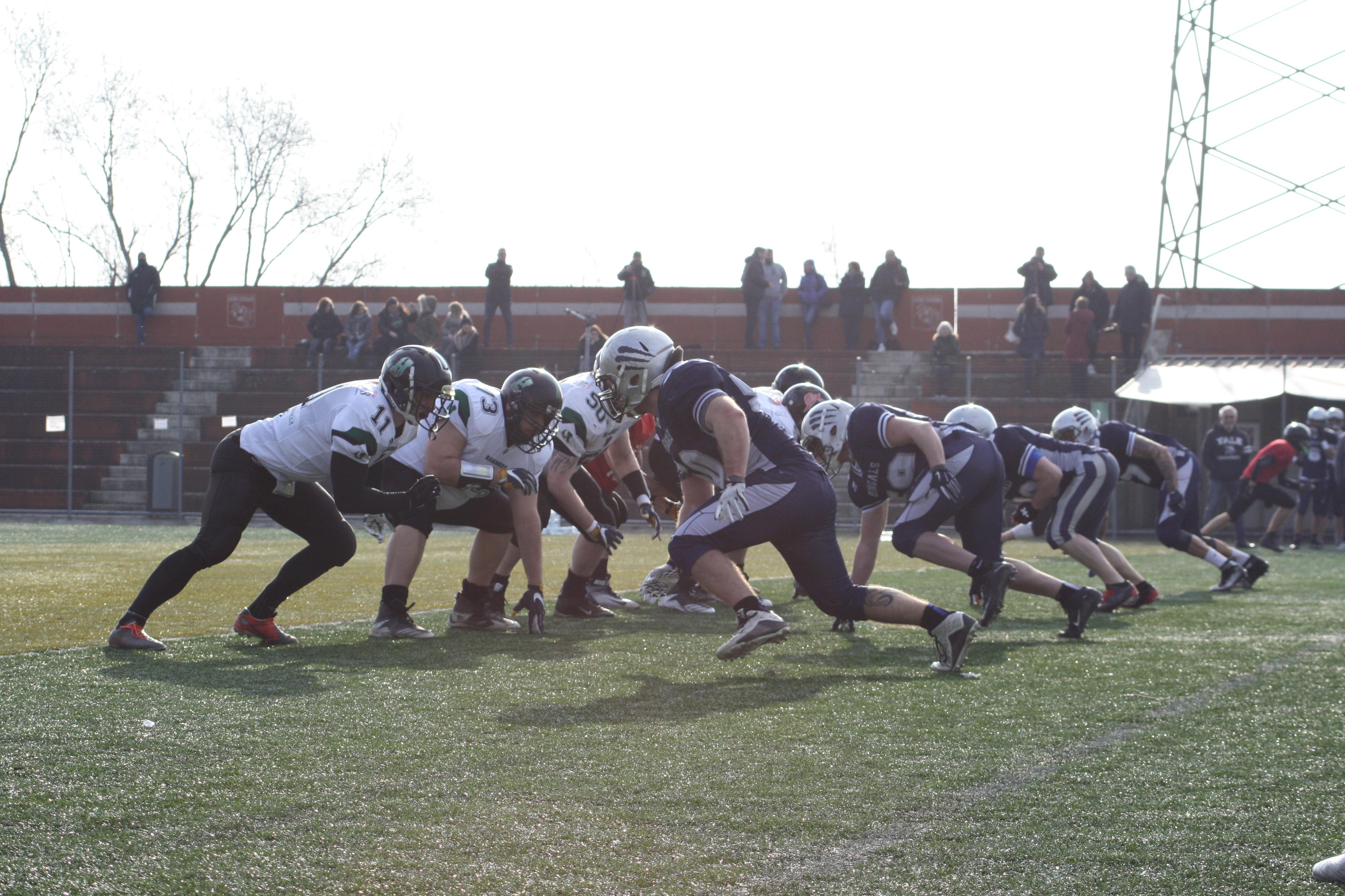 Hammers vs. Bengals (120)