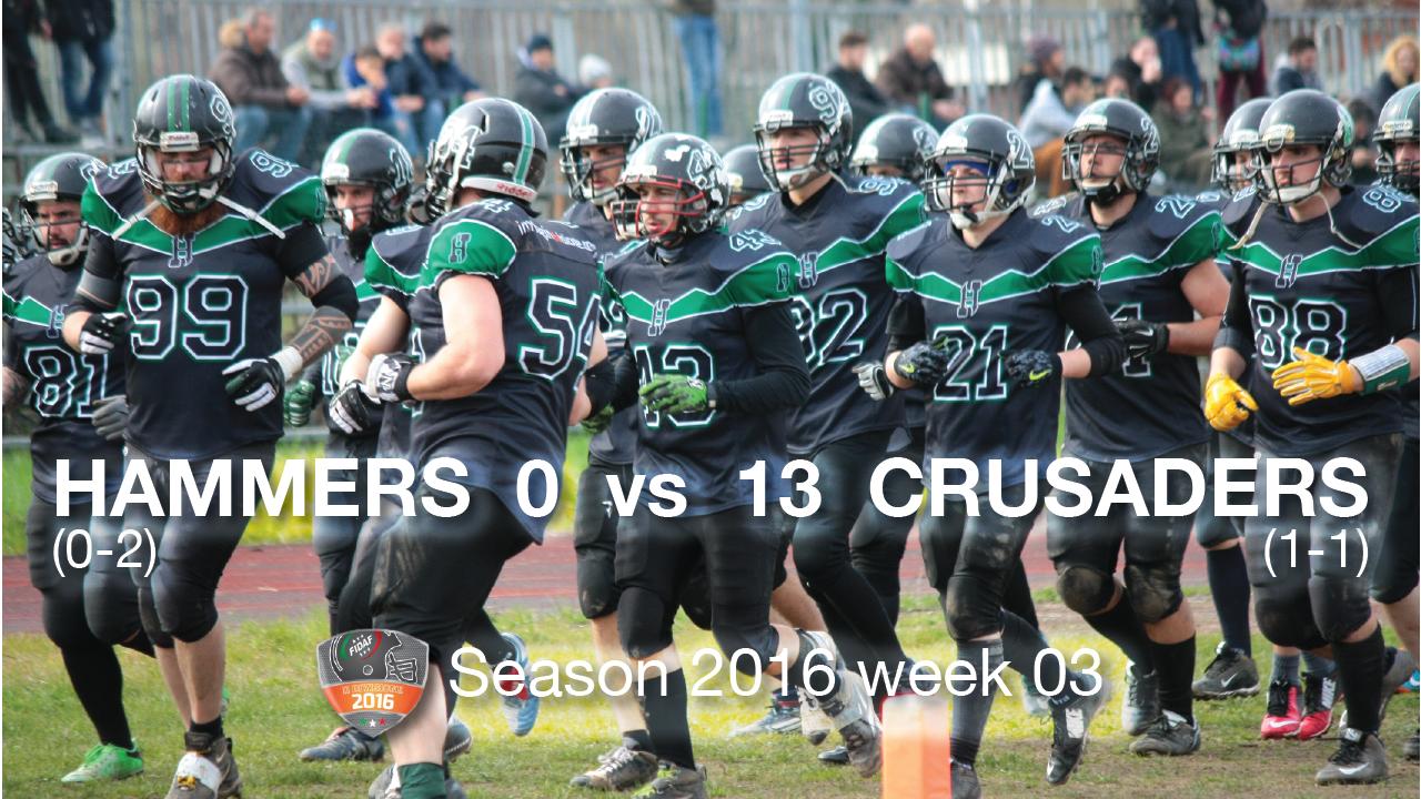 Articolo-50---Season2016week3-Hammers0VS13crusaders