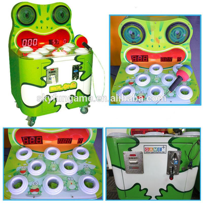 Popular-indoor-games-coin-operated-hit-frog
