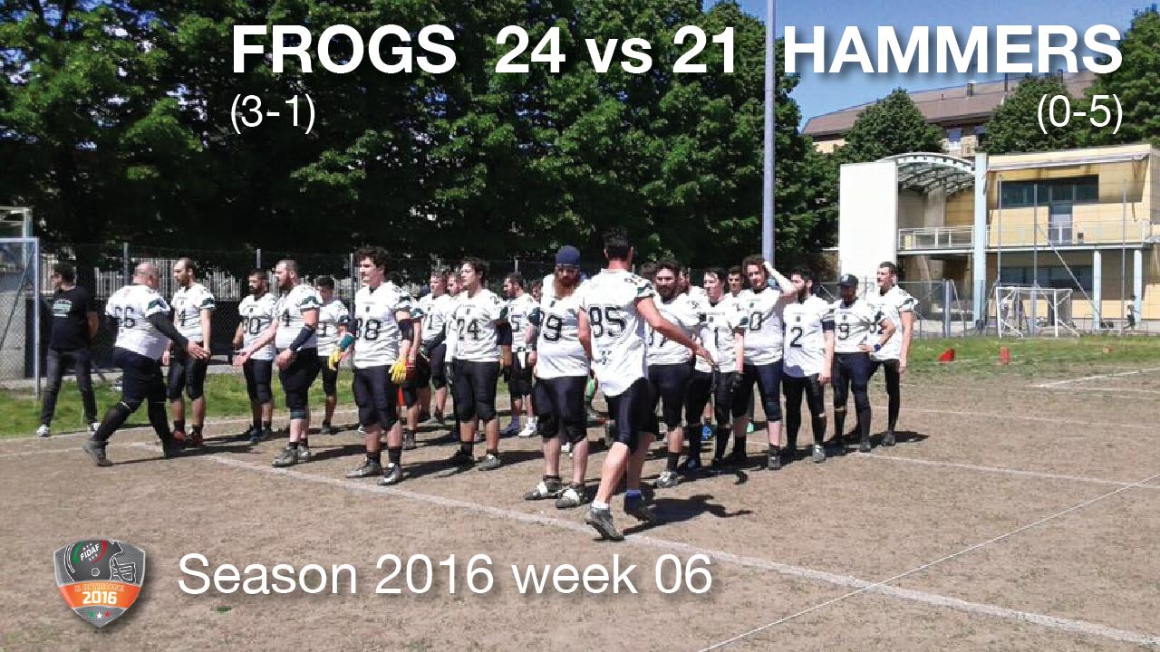 Articolo-65---frogs24VS21hammers-season2016week6